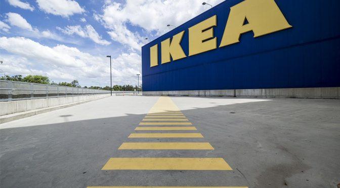 Table à langer murale IKEA