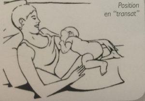 position-allaitement
